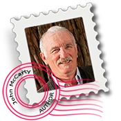 John McCarty Image as a Postage stamp
