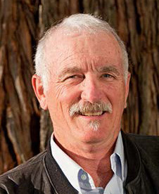 Photo of Author John McCarty