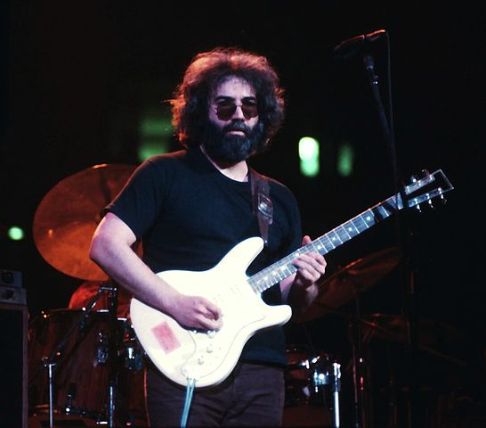 Jerry Garcia & the Summer of Love