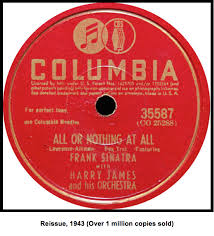 Image of Harry James record