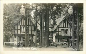 Image of Rio Nido Lodge in 1940's