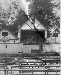 Image of Rio Nido amphitheater