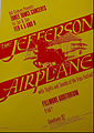 Image of Jefferson Airplane poster