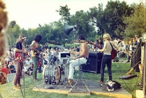 Image of Grateful Dead at Rio Nido