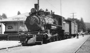 Image of Northwestern Pacific R.R. train
