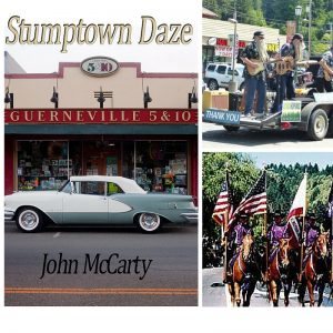Image of Stumptown Daze-the novel & book-canva