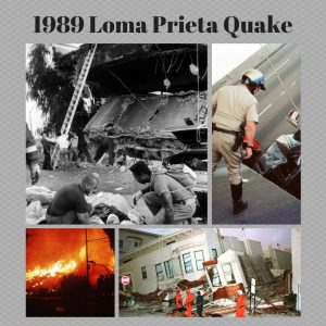 images of 1989 Loma Prieta earthquake
