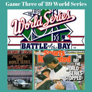 Images of 1989 World Series