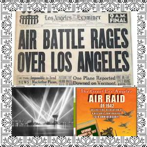Image of Los Angeles Air Raid