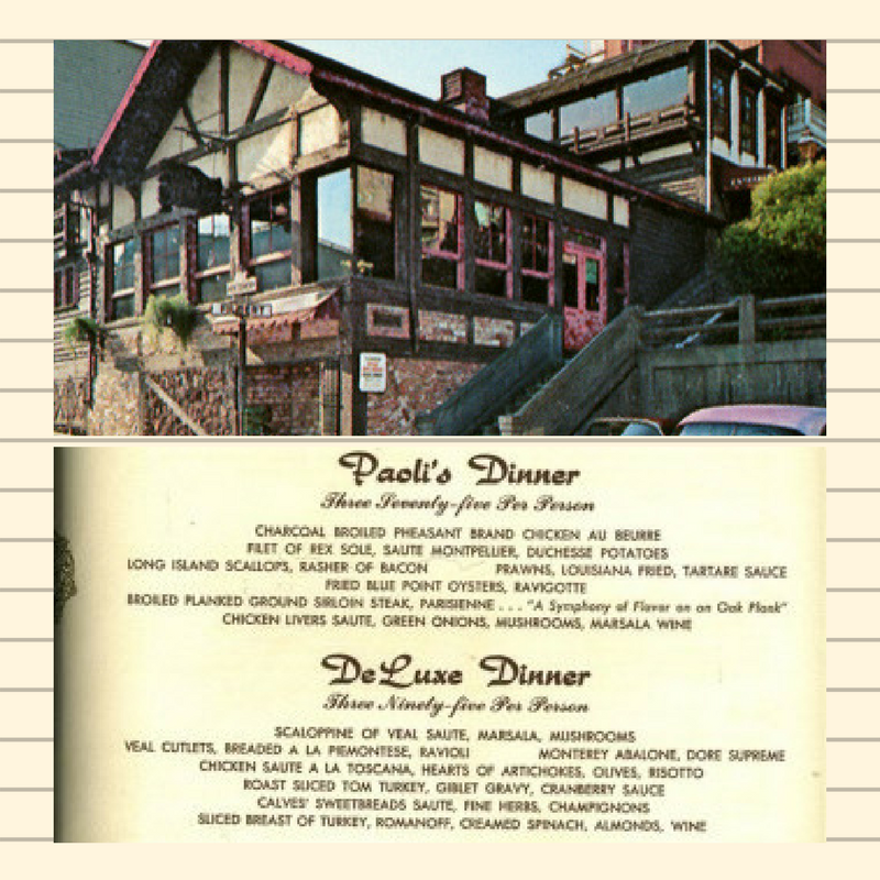 The Shadows Restaurant San Francisco Ca