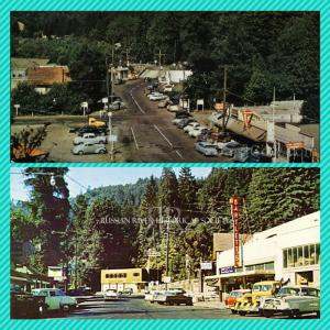image of 1950's Monte Rio, CA