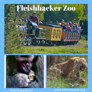 image of Fleishhacker Zoo