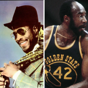 images of John Handy and Nate Thurmond