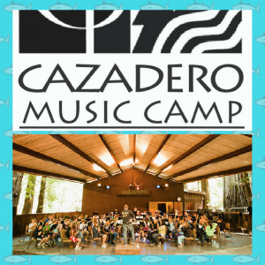 images of Cazadero Music Camp