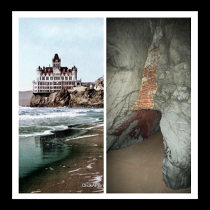 tunnel under Cliff House