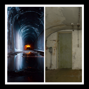 Secret Tunnels of San Francisco
