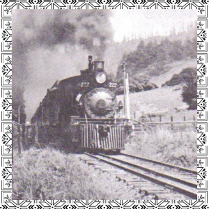 images of railroad along the Russian River