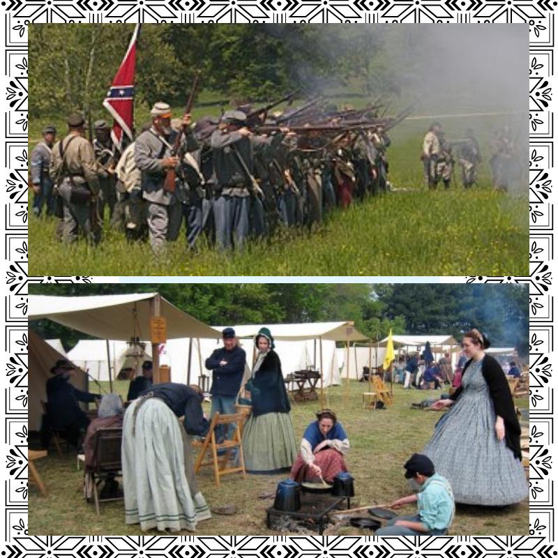 Civil War Reenactment | John McCarty