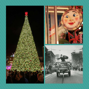 images of Christmas at Union Square