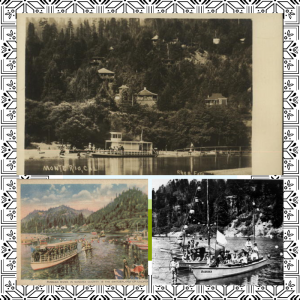 images of boating on the Russian River