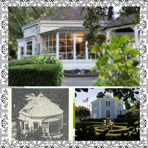 images of octagon house