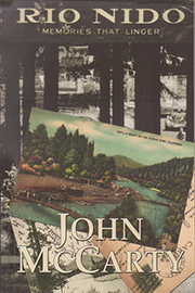 Cover Art - Memories That Linger, a novel by John McCarty